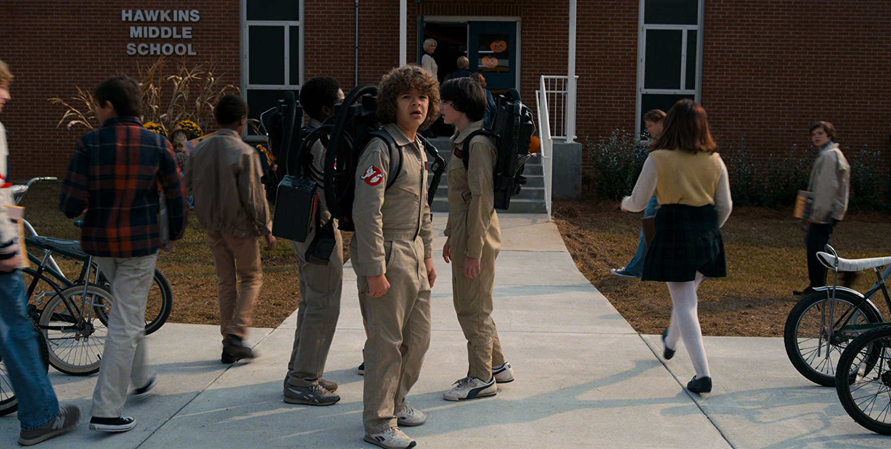 Stranger Things 2, de The Duffer Brothers
